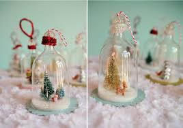 wine glass snow globes stickytiger get the kids involved diy gifts for