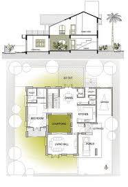 courtyard house plans central courtyard house plans codixes
