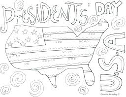 free printable coloring pages of us presidents presidents day printables bcprights org
