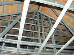 light gauge steel deck framing the dangers of lightweight steel construction fire engineering