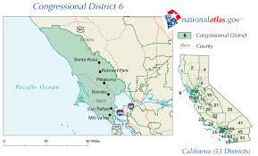 petaluma ca map petaluma ca congressional district and us representative