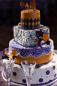 halloween cake pics halloween weddings fab or frightening photos huffpost