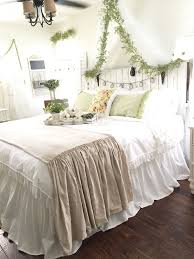 best 25 white ruffle bedding ideas on pinterest white ruffle