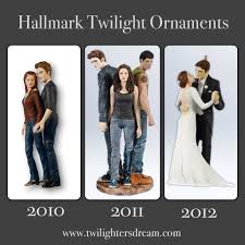 twilighters news twilight hallmark ornaments