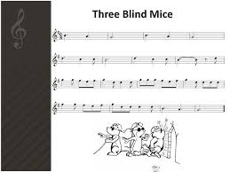 Three Blind Mice Piano Notes Guitar U0026 Recorder Resource Binder Emily Longo Table Of Contents