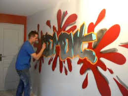 graffiti chambre graff chambre d enfant