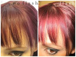 Wash Hair Before Coloring - how to shiny hair refreshed color featuring manic panic and