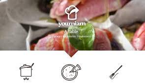 reseau social cuisine youmiam le de la cuisine partagez vos recettes simplement