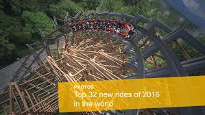 best new theme park additions of 2016