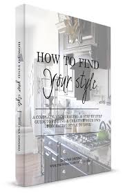 How To Determine Your Home Decorating Style Decorating And Diy Book Recommendations Taryn Whiteaker