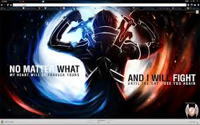 theme google chrome sword art online sword art online 22 1600x900 chrome web store
