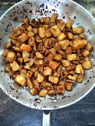 javelin warrior u0027s cooking with love homemade toasted croutons