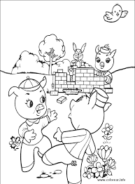 pigs 4 pigs printable coloring pages