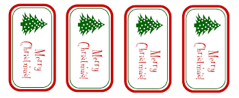 printable merry christmas gift tags creations by kara