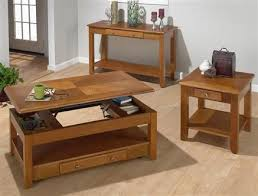 Oak Sofa Table With Drawers 494 Best Sofa Tables Images On Pinterest Cherry Coffee Table