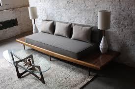 Adrian Sofa Magnificent And Mint Mcm Adrian Pearsall Platfom Sofa Craft