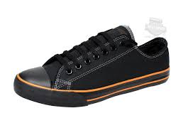 93197 harley davidson mens roarke black leather casual boot