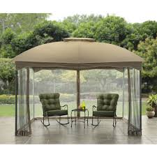 garden hampton bay gazebo for inspiring pergola design ideas
