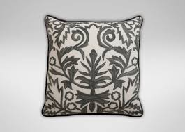 embroidered fern pillows perplexcitysentinel com