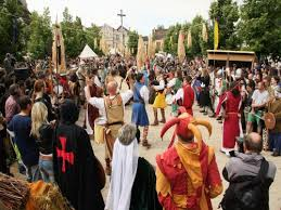 traditional celebrations events diary in