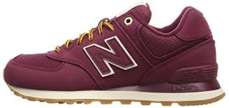amazon customer reviews new balance mens 574 new balance men s 574 outdoor boot sneakers sedona red 9 d us