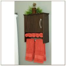 Bathroom Wall Cabinet With Towel Bar Wall Cabinets With Towel Bar