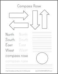 1st grade geography worksheets worksheets