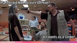 John Goodman Meme - my foot did not randomoverload
