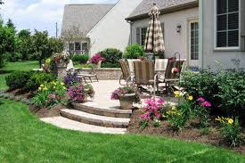 Backyard Patio Landscaping Ideas Innovative Landscaping Patio Ideas Garden Design Garden Design
