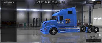 volvo trucks configurator boyd transportation mod american truck simulator mod ats mod
