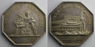 chambre du commerce bordeaux jeton tokens and medals numismatique du commerce et de l artisanat