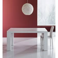 tavoli sala da pranzo allungabili tavolo bianco rettangolare allungabile per sala da pranzo o cucina
