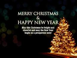 merry and happy new year messages images for