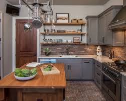 kitchen with brick backsplash brick backsplash ideas houzz