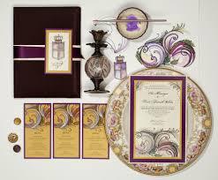 versailles swirls wedding invitation momental designsmomental designs