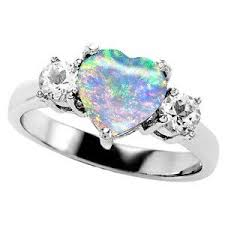 opal and engagement ring best 25 opal engagement rings ideas on pretty rings