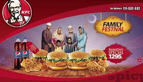 discounts pakistan deals discounts promotions kfc ramadan