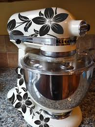 Black Kitchenaid Mixer by Kitchenaid Mixer Decals Google Search Kitchenaid Mixer Art