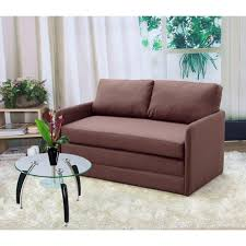 asda click clack sofa bed brown oropendolaperu org