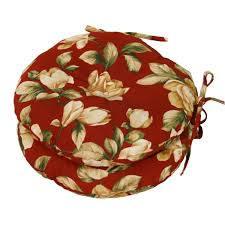 Chair Cushions Patio Patio Bistro Chair Cushions Ulani Bistro Outdoor Round Seat