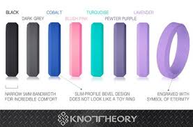 silicone wedding ring silicone wedding rings for and knot theory