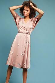 flutter style dress astr printed flutter sleeve wrap dress anthropologie affiliate