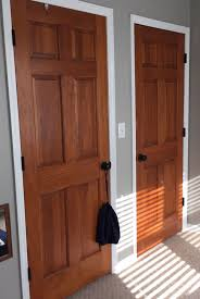 Best 25 Painting Interior Doors by Best 25 White Trim Wood Doors Ideas On Pinterest Contemporary