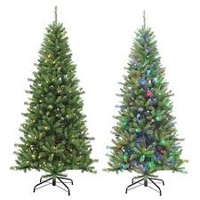 gerson 7 led lighted ozark pine tree 8271984 hsn