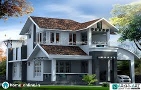 Home Design 1900 Square Feet 2625 Sq Ft European Style 4 Bed Room Home Design Homezonline