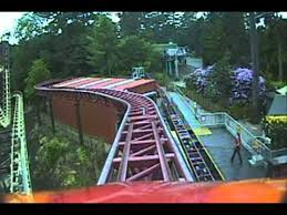 speed of roller coaster of speed roller coaster front seat alton towers