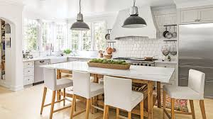 Paint Colors For Kitchen Walls With White Cabinets All Time Favorite White Kitchens Southern Living