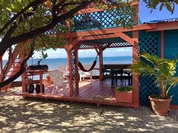 belize airbnb stay on this private island in belize for only 595 a night abc news