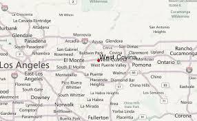 west covina ca map west covina weather forecast