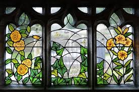 stained glass window making faux stained glass window film is easy we tell you how
